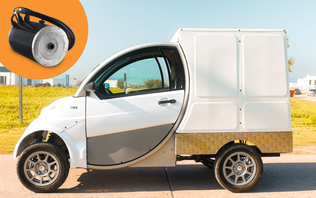 vehículos eléctricos Sero Electric